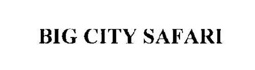 BIG CITY SAFARI