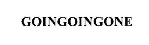 GOINGOINGONE