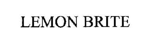 LEMON BRITE