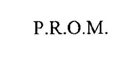 P.R.O.M.