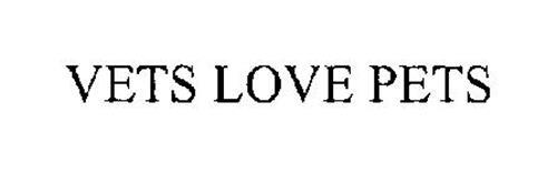 VETS LOVE PETS
