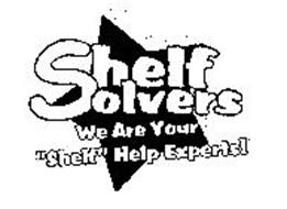 SHELF SOLVERS WE ARE YOUR