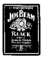 THE WORLD'S FINEST BOURBON JIM BEAM BLACK SOUR MASH KENTUCKY STRAIGHT BOURBON WHISKEY AGED 8 YEARS 86 PROOF BEAM FORMULA B A STANDARD SINCE 1795
