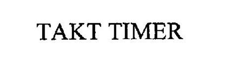 TAKT TIMER