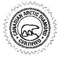 CERTIFIED CANADIAN ARCTIC DIAMOND