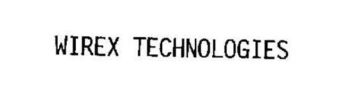 WIREX TECHNOLOGIES
