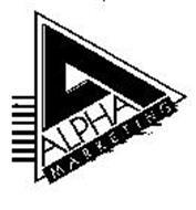 ALPHA MARKETING