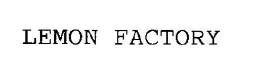 LEMON FACTORY
