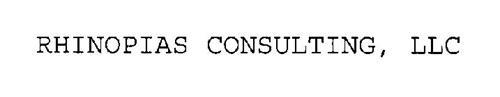 RHINOPIAS CONSULTING, LLC