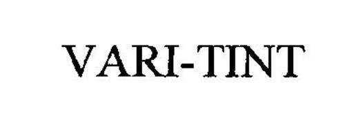 VARI-TINT