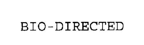 BIO-DIRECTED