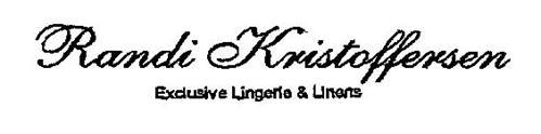 RANDI KRISTOFFERSEN EXCLUSIVE LINGERIE & LINENS