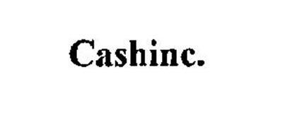 CASHINC.