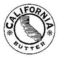 CALIFORNIA BUTTER