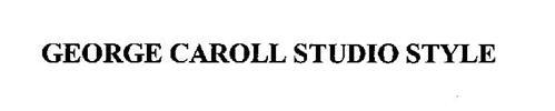 GEORGE CAROLL STUDIO STYLE