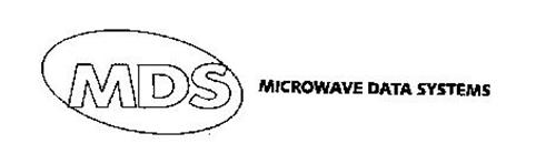 MDS MICROWAVE DATA SYSTEMS