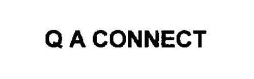 Q A CONNECT