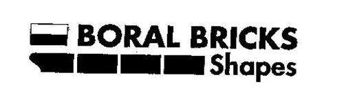 BORAL BRICKS SHAPES