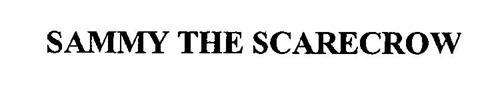 SAMMY THE SCARECROW