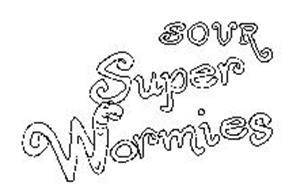 SOUR SUPER WORMIES