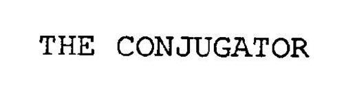 THE CONJUGATOR