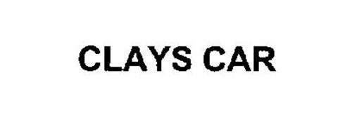 CLAYS CAR