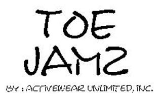 TOE JAMZ BY: ACTIVEWEAR UNLIMITED, INC.