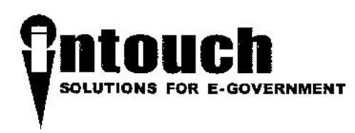 INTOUCH SOLUTIONS FOR E-GOVERNMENT