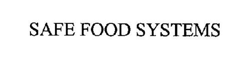 SAFE FOOD SYSTEMS