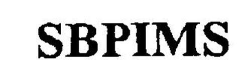 SBPIMS