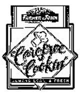FARMER JOHN FAMILY OWNED SINCE 1931 CAREFREE COOKIN' ALWAYS LEAN & FRESH