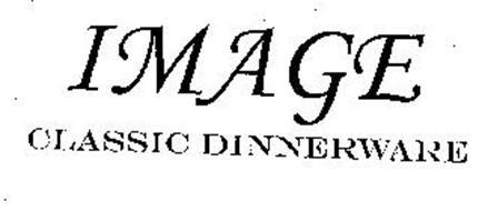 IMAGE CLASSIC DINNERWARE