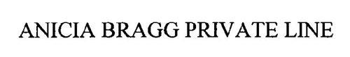 ANICIA BRAGG PRIVATE LINE