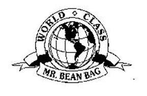 WORLD CLASS MR. BEAN BAG