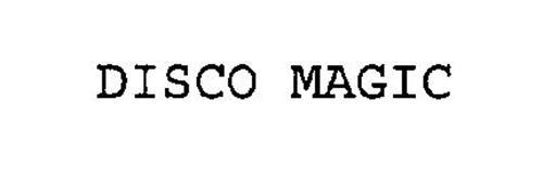 DISCO MAGIC