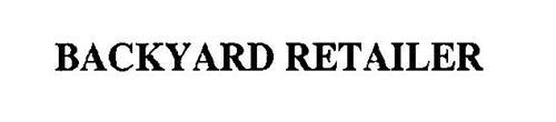 BACKYARD RETAILER