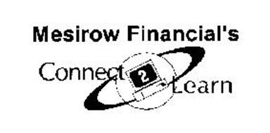 MESIROW FINANCIAL'S CONNECT 2 LEARN