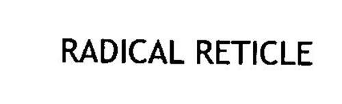 RADICAL RETICLE