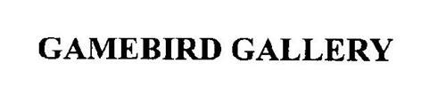 GAMEBIRD GALLERY