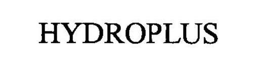 HYDROPLUS
