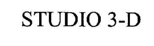 STUDIO 3-D