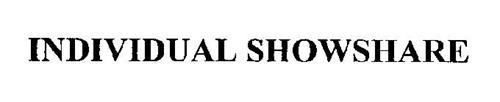 INDIVIDUAL SHOWSHARE
