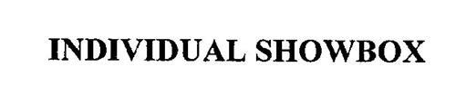 INDIVIDUAL SHOWBOX