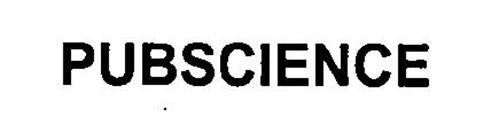 PUBSCIENCE