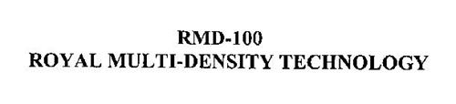 RMD-100 ROYAL MULTI-DENSITY TECHNOLOGY