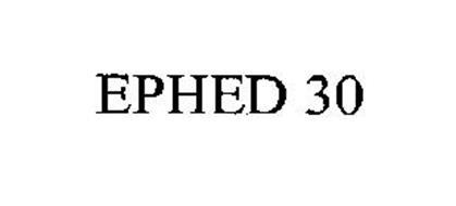 EPHED 30
