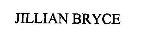 JILLIAN BRYCE