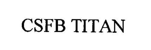 CSFB TITAN