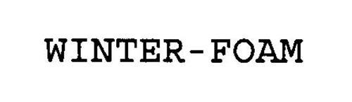 WINTER-FOAM