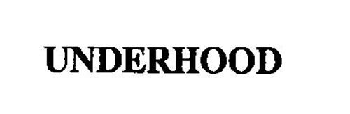 UNDERHOOD